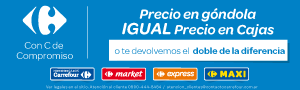 Banner Carrefour