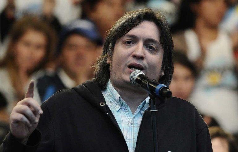 Cuadernos de las coimas: Máximo Kirchner fue citado por Bonadío para declarar