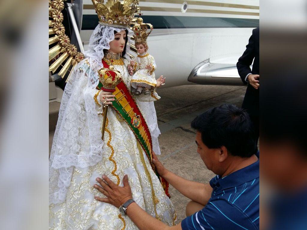 Virgen de Urcupiña