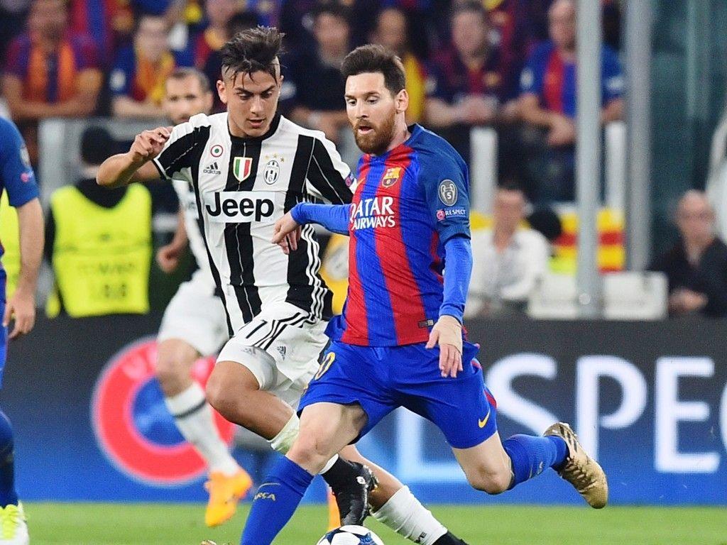 Doblete de Messi
