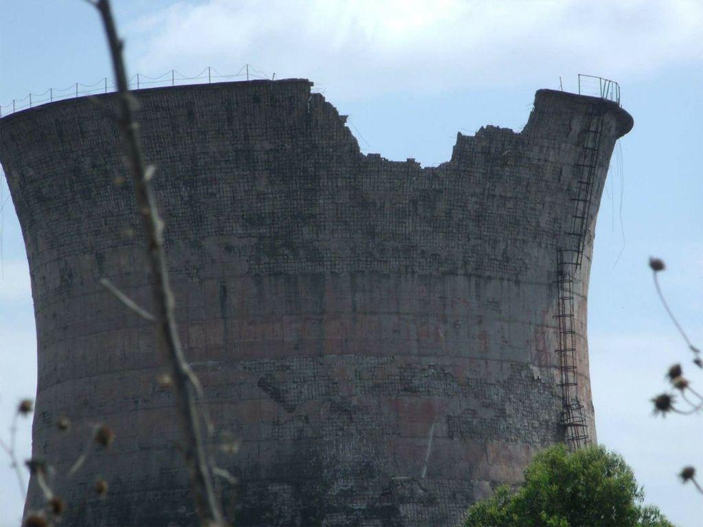 Daño en la torre que entristece Palpalá