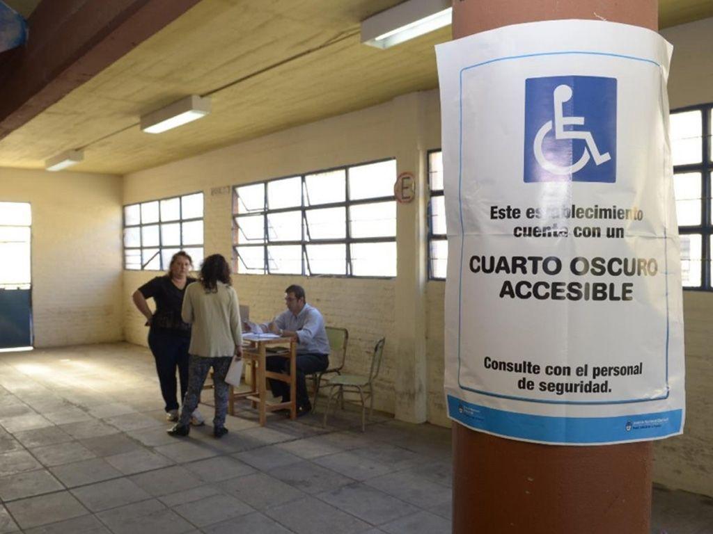 En Jujuy también habrá cuartos oscuros accesibles