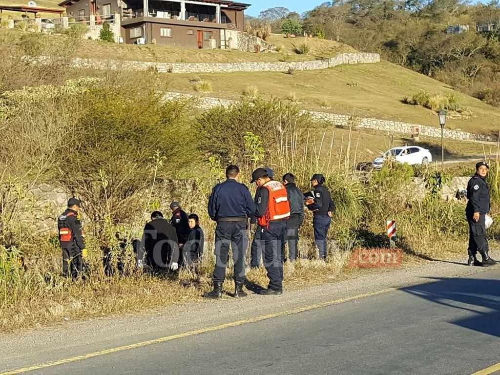 Accidente en La Almona