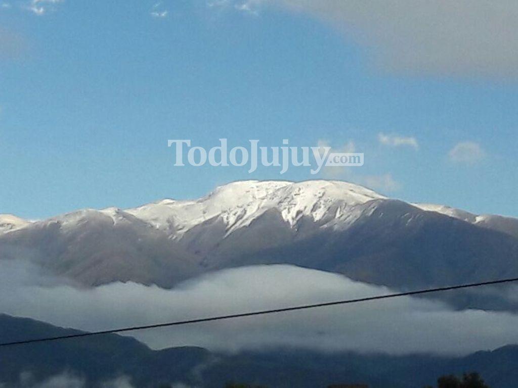 Cerros nevados