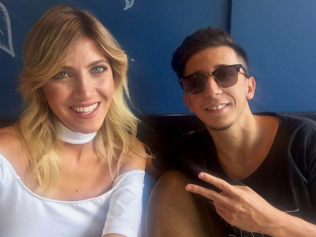 Cande y Rodrigo