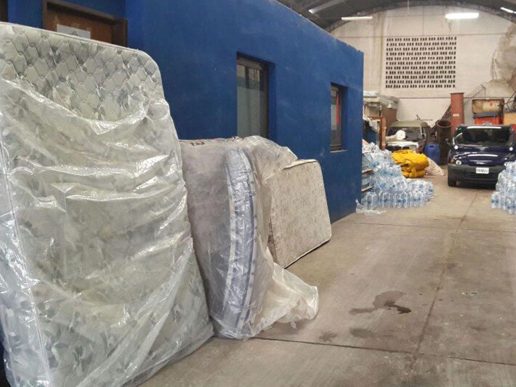 Donaciones para Volcán y Tumbaya
