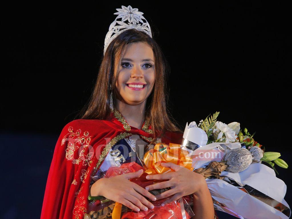 Manuela Poma - Reina Provincial
