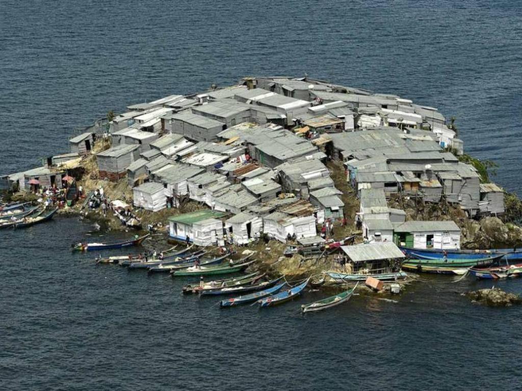 La isla ms superpoblada y peligrosa del mundo isla migingo altavistaventures Choice Image