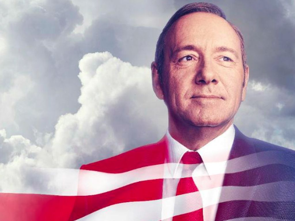 Serie Kevin Spacey