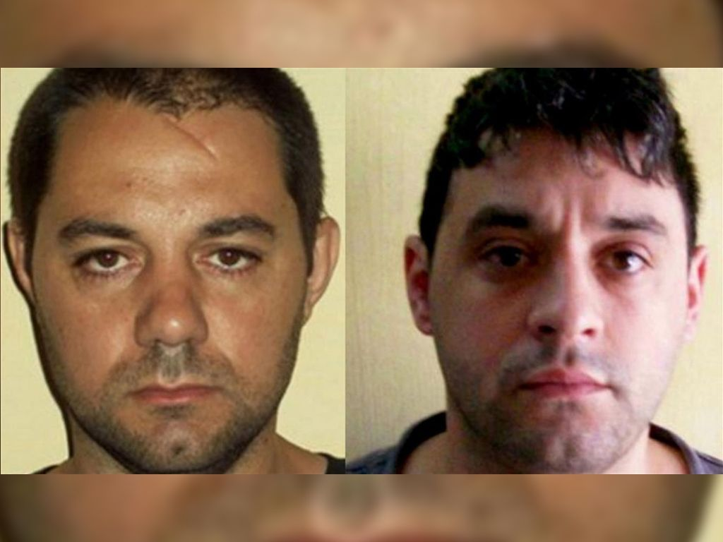 Cristian Lanatta y Víctor Schillaci