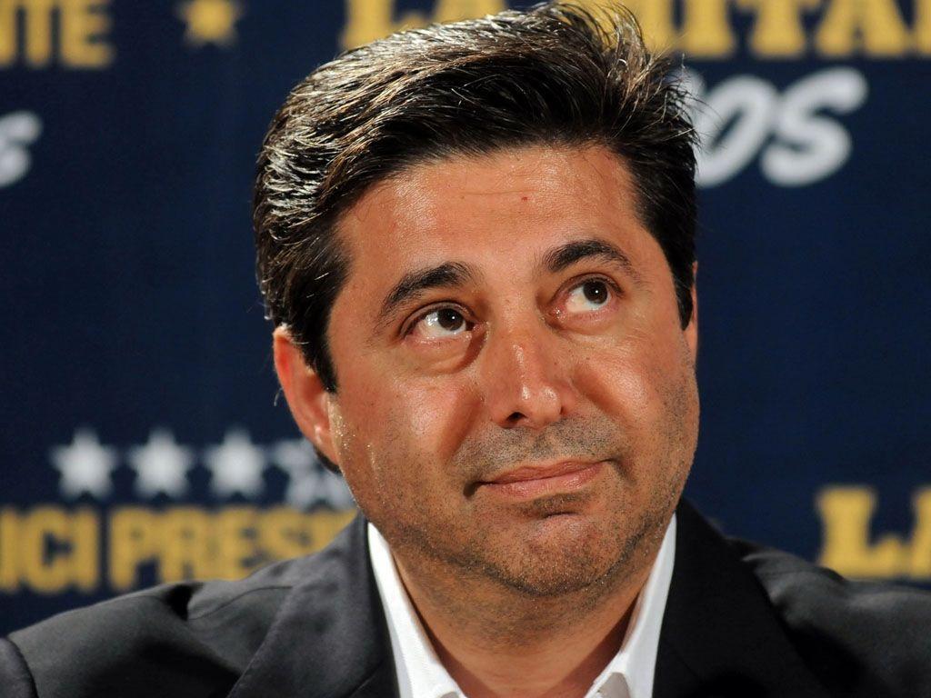 Daniel Angelici - Pte. Boca Juniors