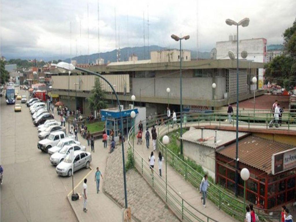 Vieja terminal de ómnibus