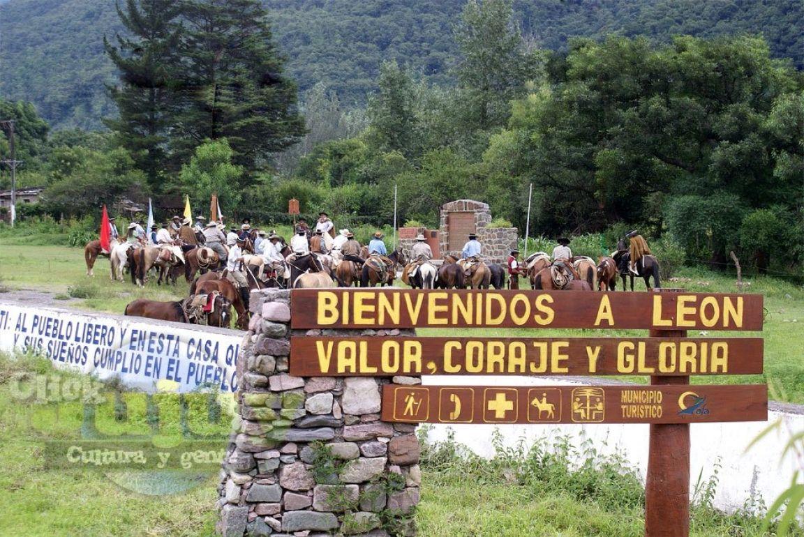 Localidad de León