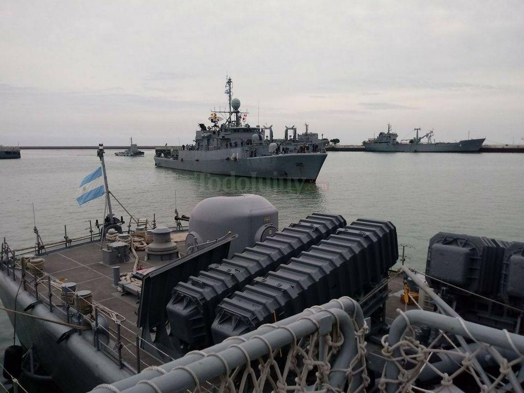 Más jujeños en la búsqueda del submarino argentino ARA San Juan