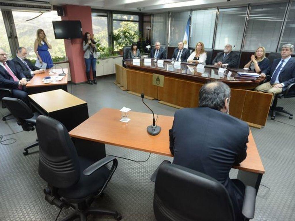 Giacoppo y Barrionuevo votaron a favor de la destitución de Freiler