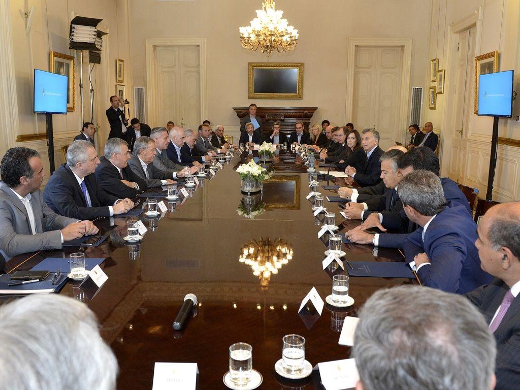Pacto Fiscal: con Jujuy presente, hubo acuerdo entre la Nación y las provincias