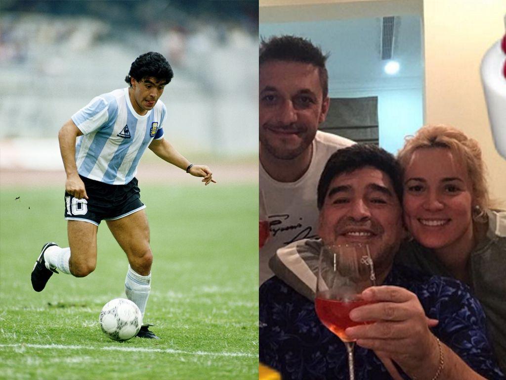 Diego Maradona cumplió 57 años  mirá los 10 mejores goles de su carrera 269fc88a0eced