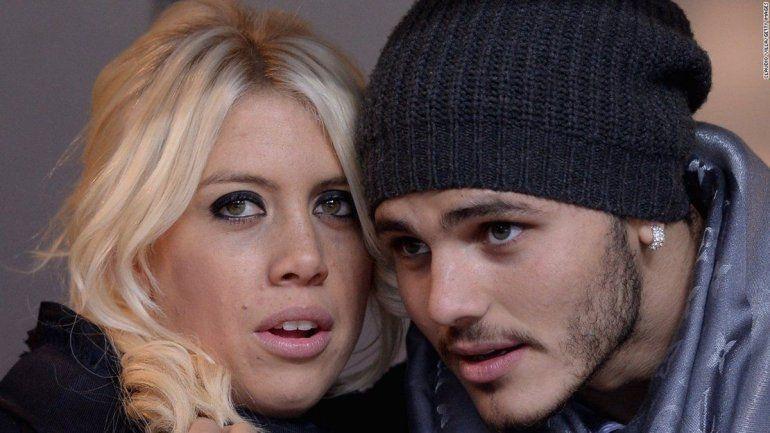 Medios europeros aseguran que Wanda Nara engañó a Mauro Icardi con un compañero del Inter