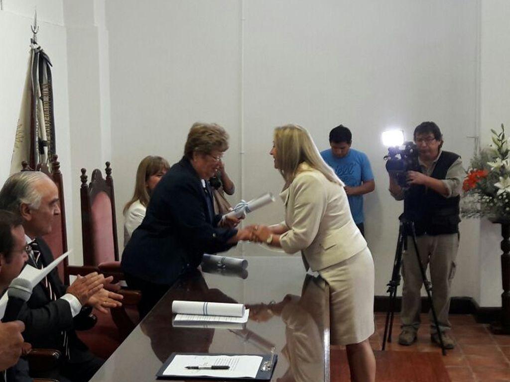 Senadores y diputados jujeños electos recibieron sus diplomas
