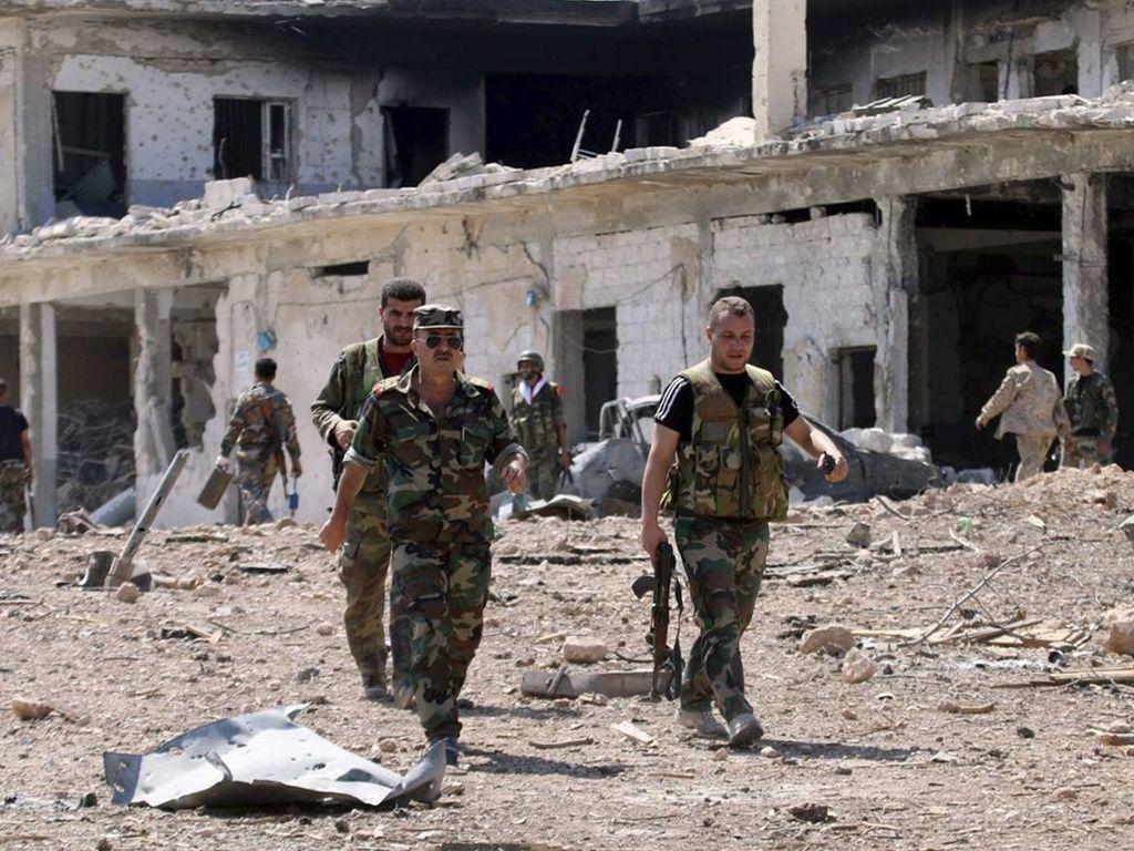 Irán anuncia la derrota de ISIS en Siria