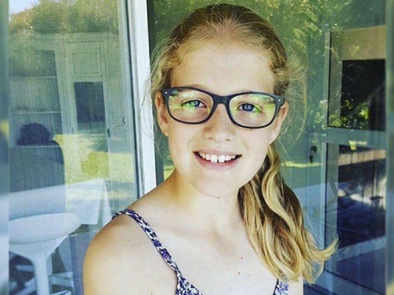 La emotiva carta de la familia de Justina Lo Cane: Se nos fue el sol