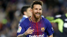 Messi imparable en Barcelona