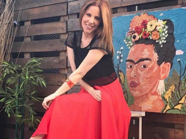 El extraño ritual de Agustina Kämpfer para celebrar el primer mes de su hijo