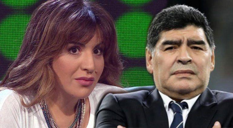Gianinna Maradona podría ir presa