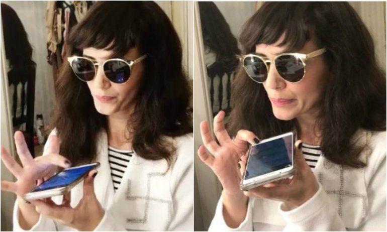 La Cheta de Nordelta volvió a mandar un audio que se viralizó y Griselda Siciliani ya realizó la parodia