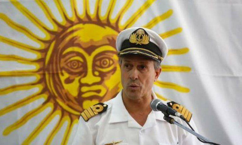 Nuevo parte de la Armada: No descartamos nada porque todavía no sabemos dónde está el submarino