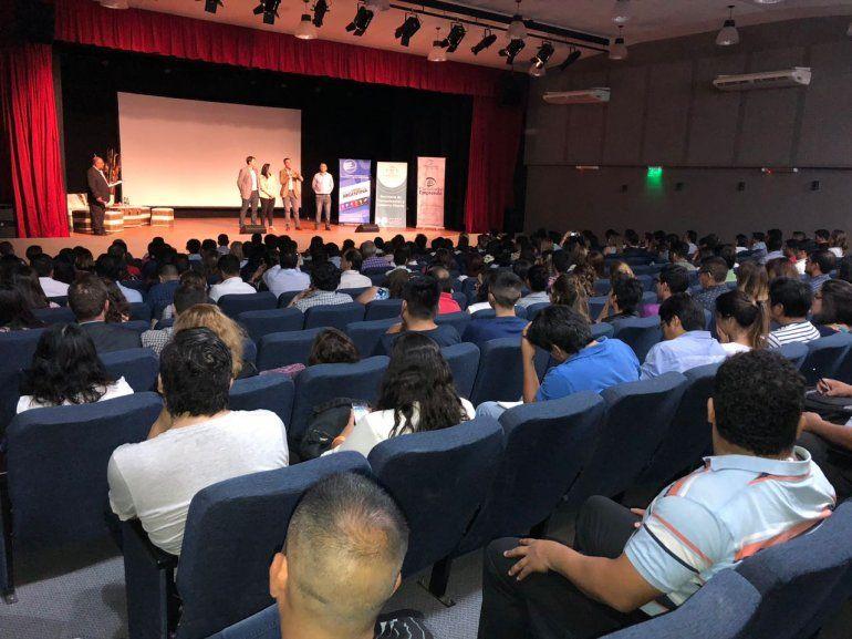 Pensando en el futuro: hoy fue Social Media Day en Jujuy y nuestro medio dijo presente