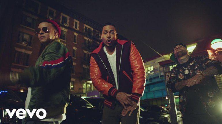 Bella y sensual, el nuevo video de Romeo Santos, Daddy Yankee y Nicky Jam