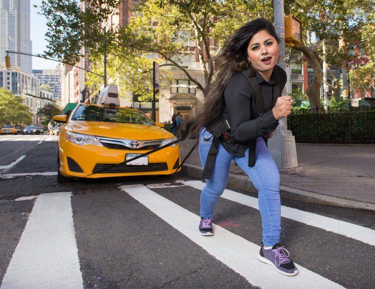 El sorprendente calendario 2018 de los taxistas de New York
