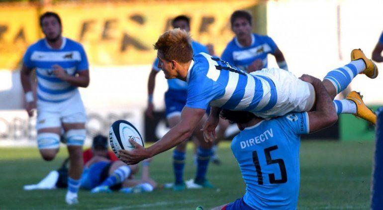 Presentación oficial para el partido de Argentina XV en Jujuy