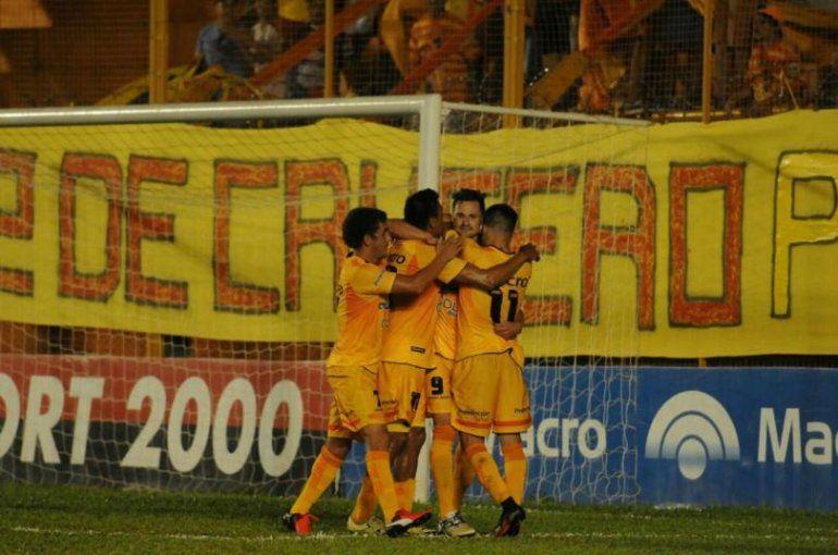 Dura derrota de Zapla en Misiones: Crucero lo goleó 5 a 1