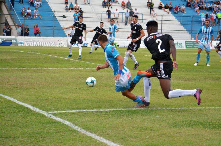 Gimnasia se juega ante Santamarina algo más que tres puntos