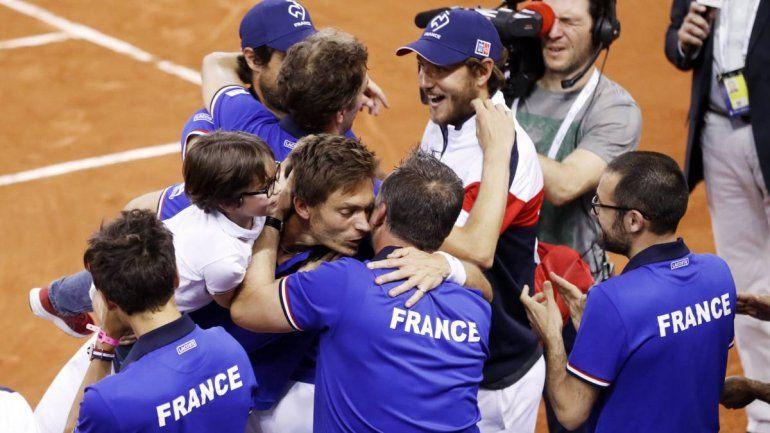 Argentina sin trono: Francia es el nuevo ganador de la ensaladera de plata