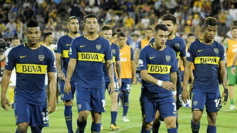 Boca perdió en Rosario y ya no está tan cómodo en la punta