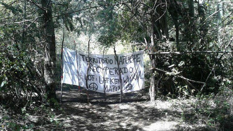 El Gobierno asegura que los mapuches usaban armas de fuego