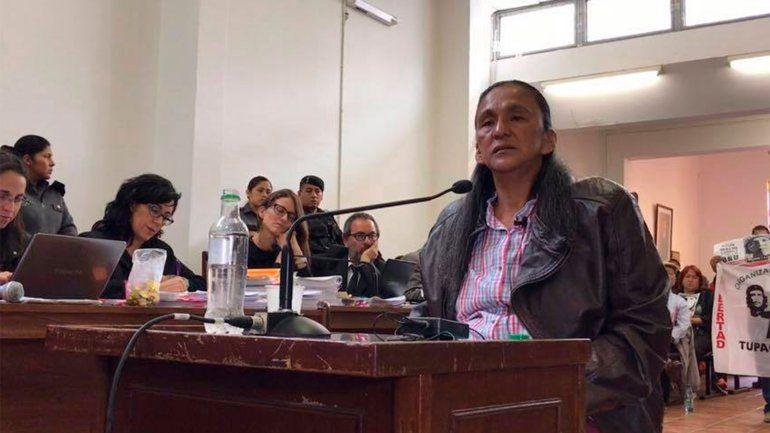 Milagro Sala echó a sus abogados y el juicio está en cuarto intermedio