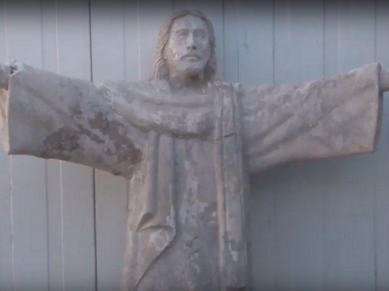 Volcán tras el alud: la mirada puesta en Dios y los brazos en acción