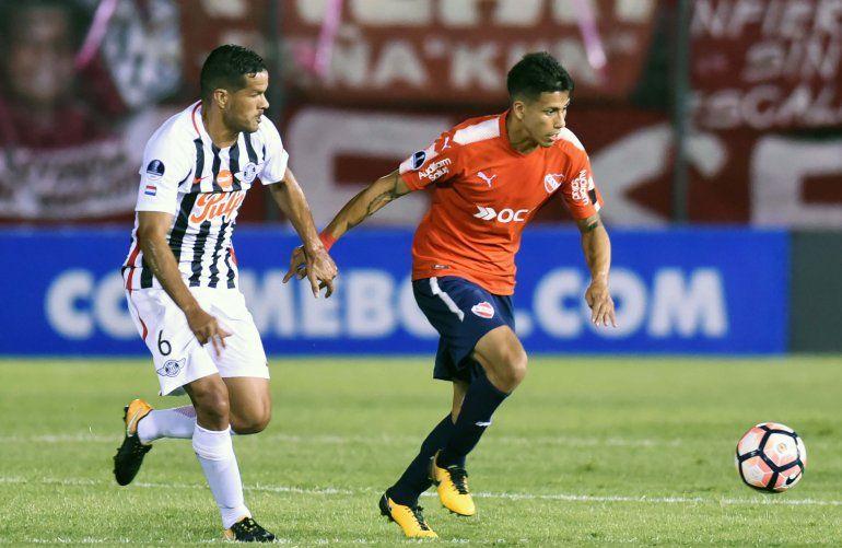 Independiente recibe a Libertad buscando el sueño de otra final de copa