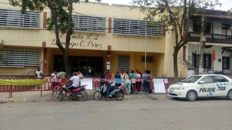 Escuela Domingo T. Pérez