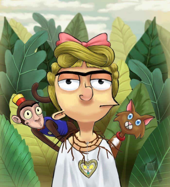 La verdad sobre Helga Pataki el personaje de ¡Oye Arnold!