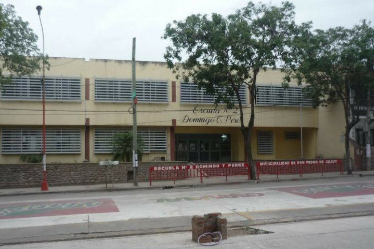 Separaron del cargo al docente acusado de abuso en la escuela Teófilo Perez de San Pedro