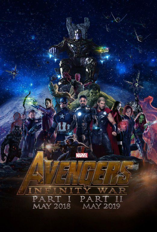 Avengers: Infinity War ya tiene su primer tráiler y es tendencia en el mundo