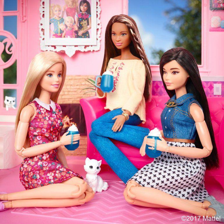 Barbie apoya a la comunidad LGBTQ