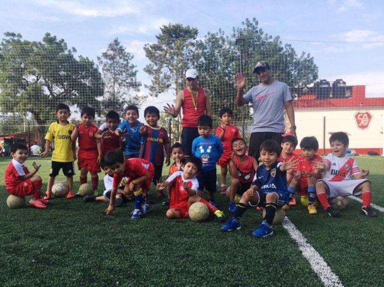Diablura riverplatense: probarán jugadores en el Club Gorriti