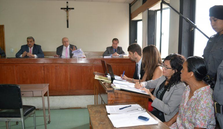 Primera audiencia en el juicio a Milagro Sala: declaró la dirigente y negó las acusaciones