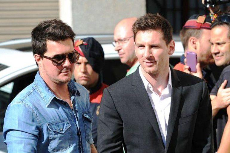 Un fiscal rosarino pidió la detención de Matías, el hermano de Lionel Messi